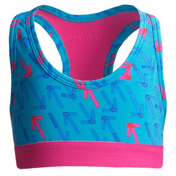 Watson?s Sports Bra - Compression Stretch Nylon,  Racerback (For Girls) plus size,  plus size fashion plus size appare