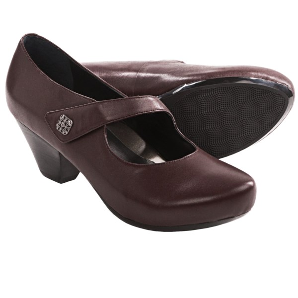 Dansko Betty Mary Jane Pumps - Leather (For Women)