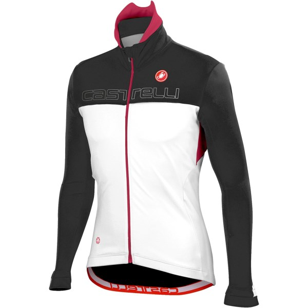 Castelli Poggio Cycling Jacket Windstopper(R) (For Men)