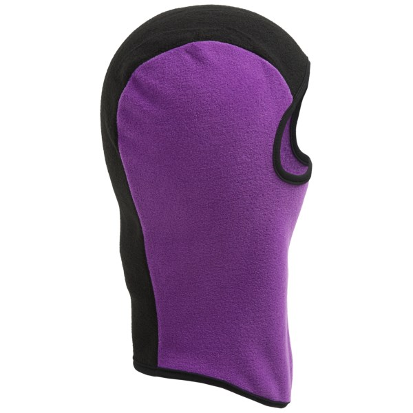 Grand Sierra Color-block Fleece Balaclava (for Little Girls)