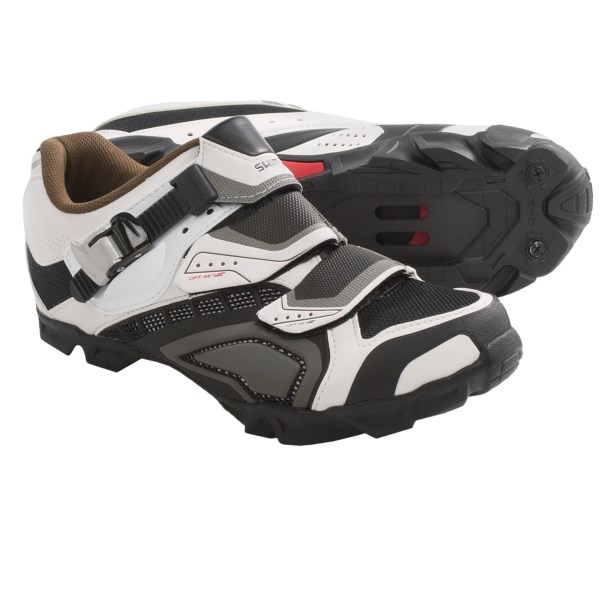Shimano SH M162 Mountain Bike Shoes SPD (For Men)