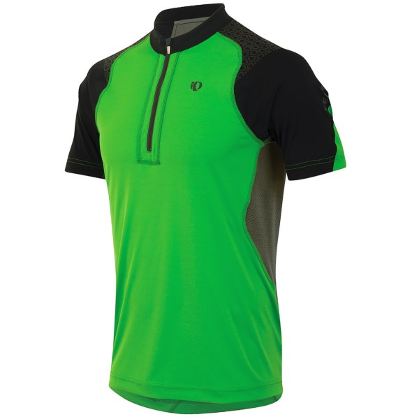Pearl Izumi Ultra Inside-Out Shirt - UPF 50 , Zip Neck, Short Sleeve (For Men)
