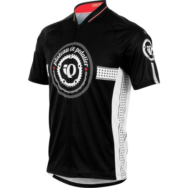 Pearl Izumi MTB LTD Cycling Jersey - Full Zip, Short Sleeve (For Men)