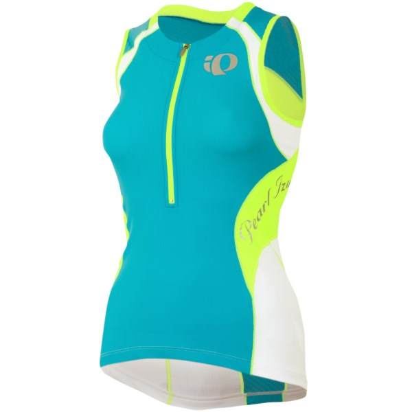 Pearl Izumi ELITE In-R-Cool(R) Tri Jersey - UPF 50 , Sleeveless (For Women)