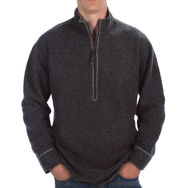CLOSEOUTS . Hot Chillys Barrio pullover features a blend of soft recycled cotton, quick-drying polyester and warm acrylic with a slubby texture for a comfortable, lived-in look. Available Colors: BEACH/NOCHE, CARBON/SMOKE, DRIFTWOOD/PUTTY. Sizes: S, M, L, XL, 2XL.