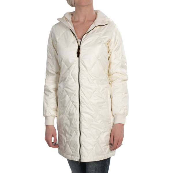 Burton Monarch Down-filled Trench Coat (for Women)