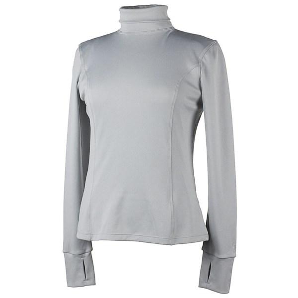 f07a3b7e74 Obermeyer Contessa Mock Turtleneck Base Layer Top - Long Sleeve (For Women)