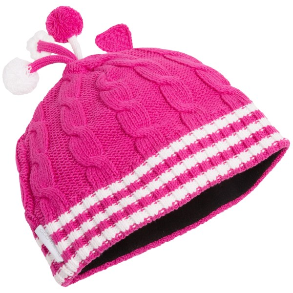 Obermeyer Cable-knit Hat (for Little Girls)
