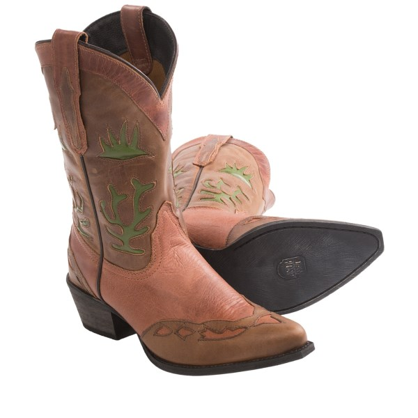 Dan Post Humboldt Cowboy Boots - Pointed Toe (for Youth Boys And Girls)