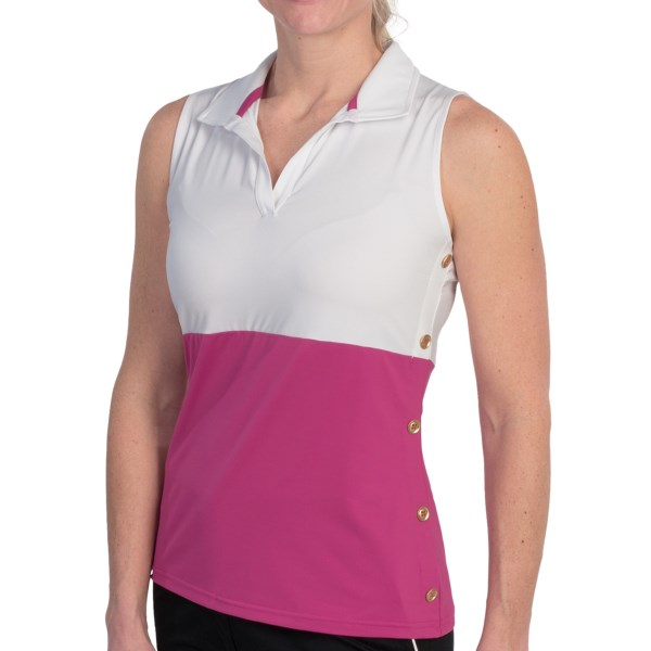 Fairway and Greene Judi Shirt - Sleeveless (For Women)