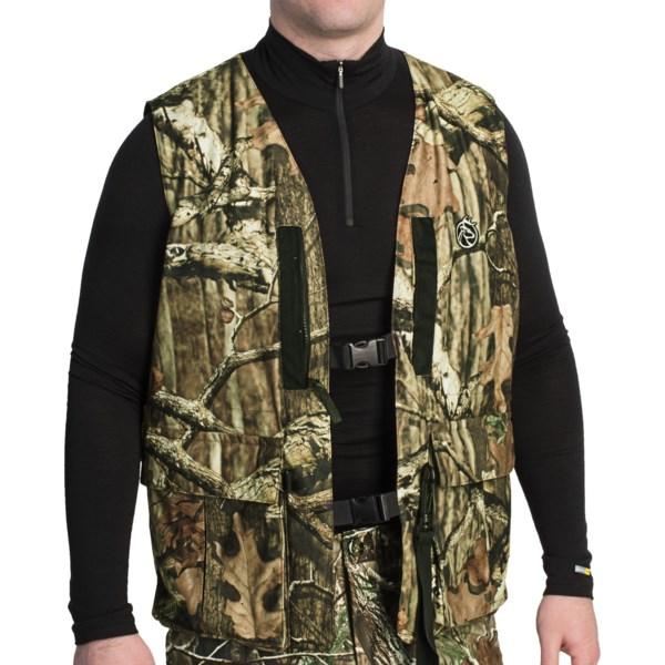 Rutwear Archers Vest - Spine Pad (For Men)