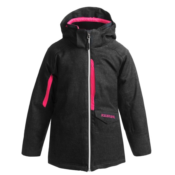 Boulder Gear Rapture Jacket - Insulated (for Girls)