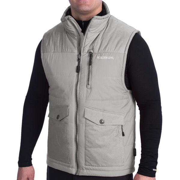 Boulder Gear Impavid PrimaLoft(R) Vest - Insulated (For Men)