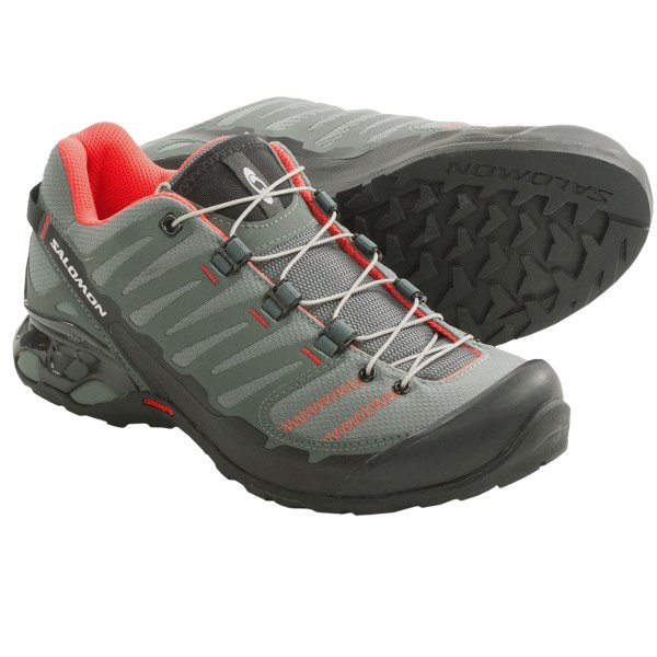Salomon X Over Trail Shoes (For Women)