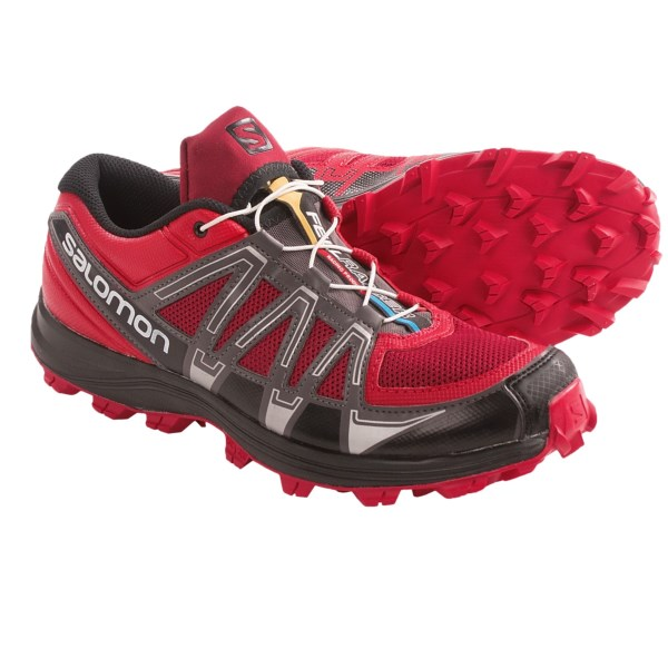 photo: Salomon Women's Fellraiser