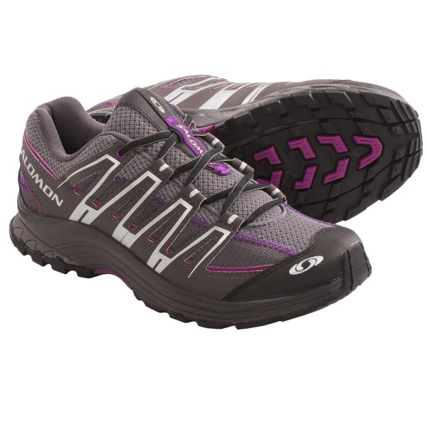 Salomon XA Steppin Trail Shoes (For Women)