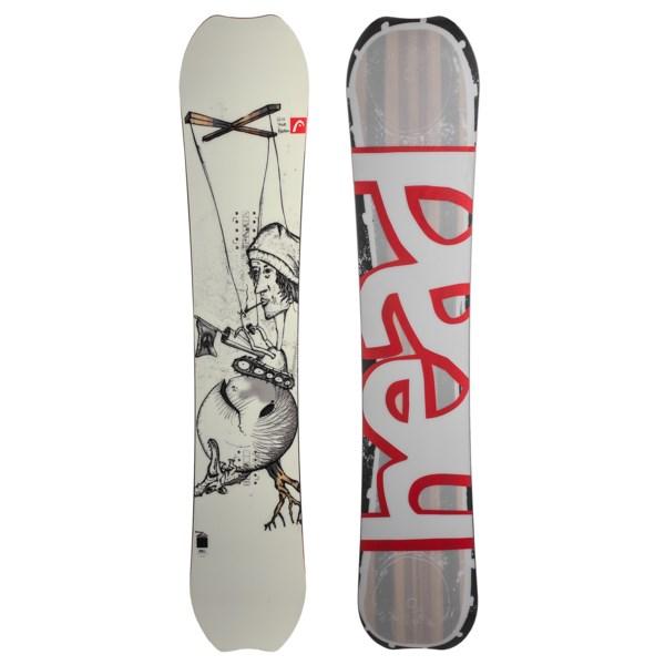 Head Evil I. Flocka Snowboard