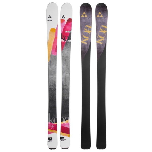 Fischer Koa 88 Alpine Skis (For Women)