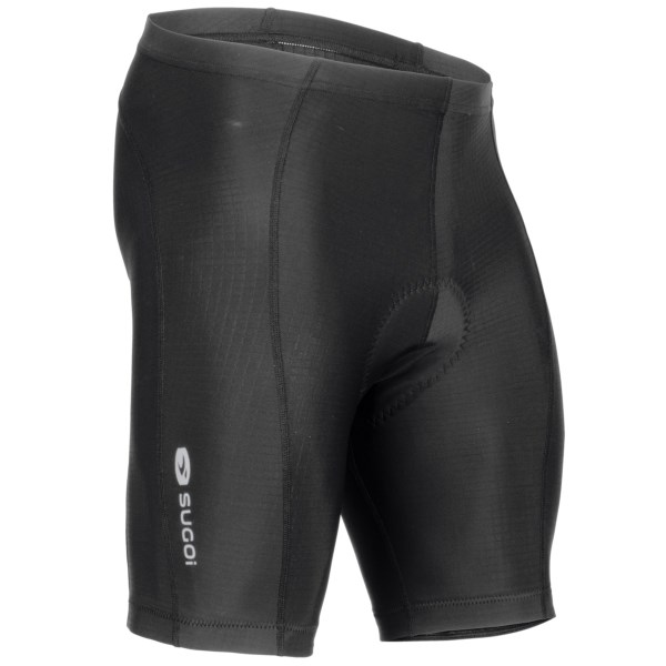Sugoi Evolution Cycling Shorts - Built-in Chamois (for Men)