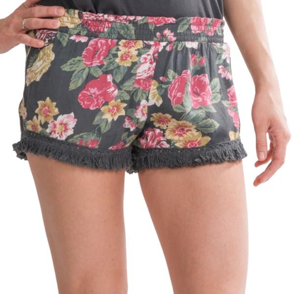 Billabong Little Doom Rayon Shorts (For Women)