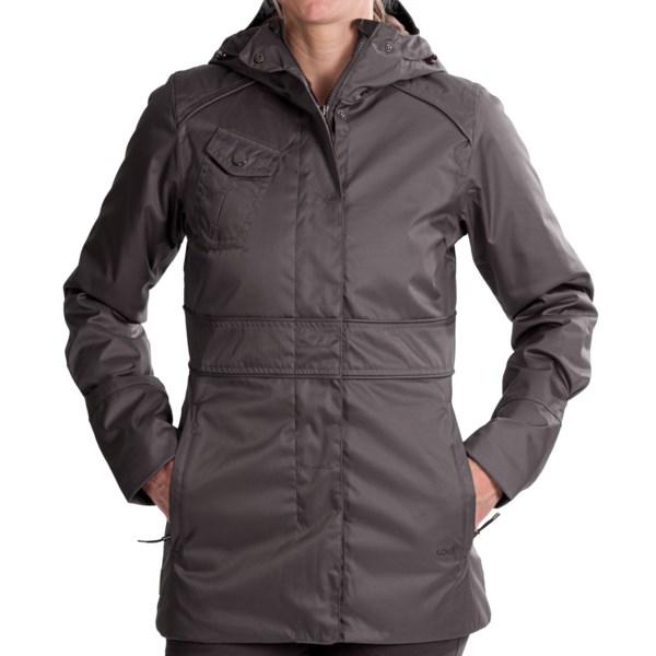 Lole Madelia Herringbone Coat - Insulated (For Women)