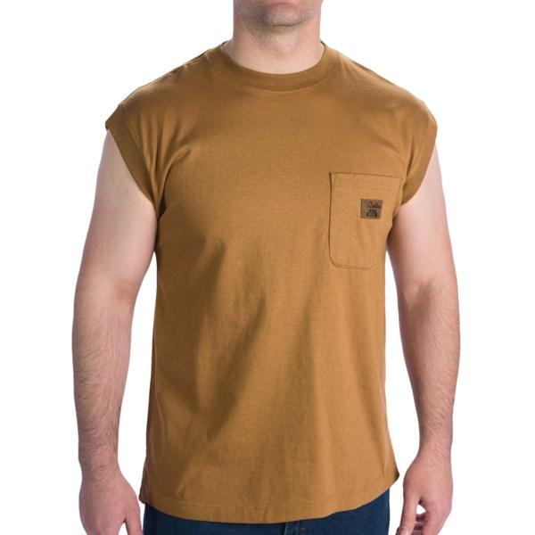 Walls Workwear Pocket T-shirt - Sleeveless (for Men)