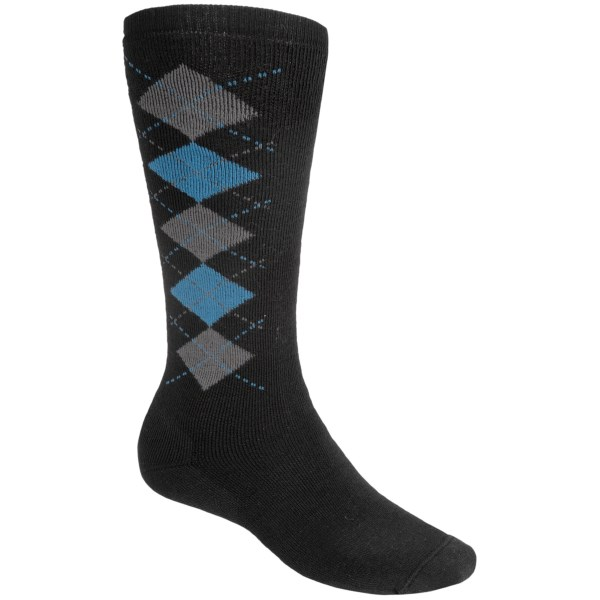 Point6 Gnargyle Snowboard Socks - Merino Wool, Over-the-calf (for Men And Women)