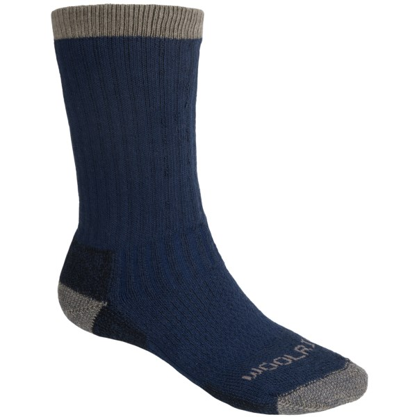 Woolrich Big Woolly Socks (For Men)   DARK DENIM (M/L )