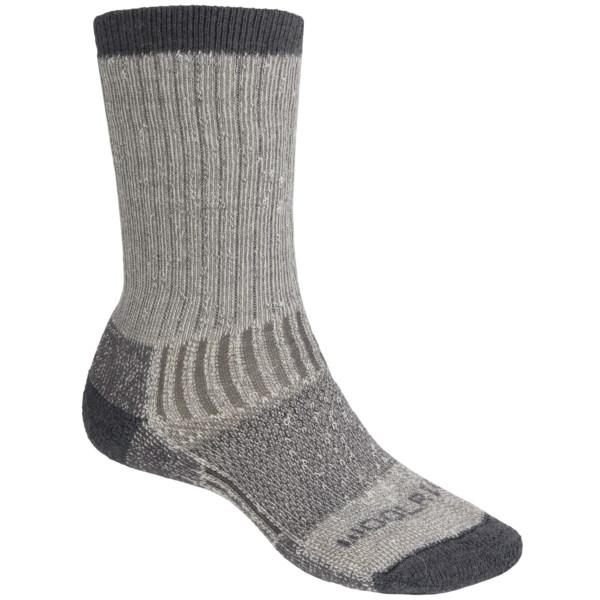 Woolrich Big Woolly Socks (For Men)   KHAKI (M/L )
