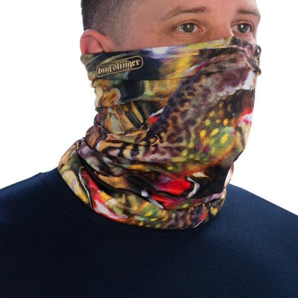 Buff UV Bug Slinger Buff Neck Gaiter - UPF 20 (For Men and Women)