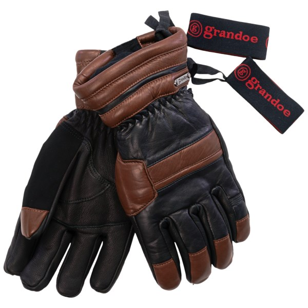Grandoe Convoy Gloves - Waterproof, Insulated (For Men)