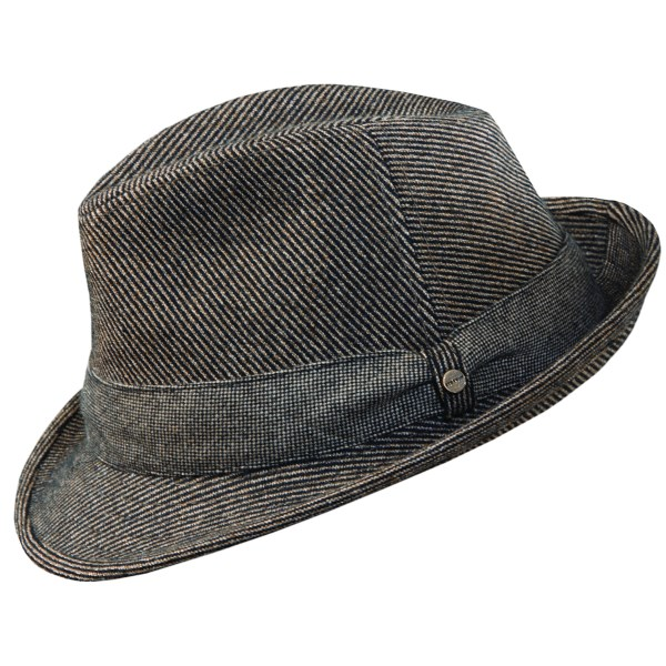Stetson Classic Fedora Hat - Wool-Viscose (For Men)