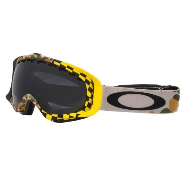 Oakley Crowbar Snowsport Goggles