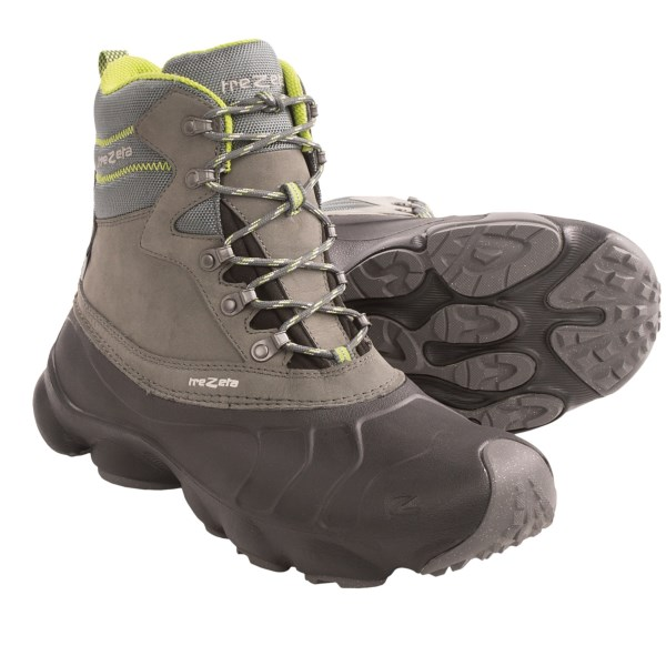 Trezeta Whistler Snow Boots - Waterproof, Insulated (For Men)