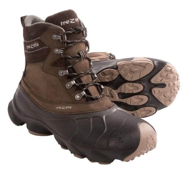 Trezeta Snow Boots - Waterproof, Insulated (For Men)