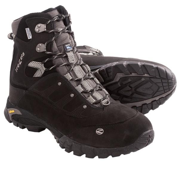 Trezeta Polar Snow Boots - Waterproof, Insulated (For Men)