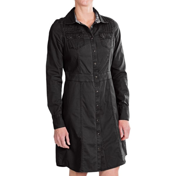 Aventura Clothing Kai Dress - Long Sleeve (For Women)