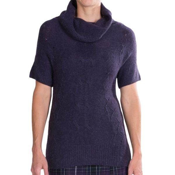 Aventura Clothing Jolie Sweater - Short Sleeve (For Women)