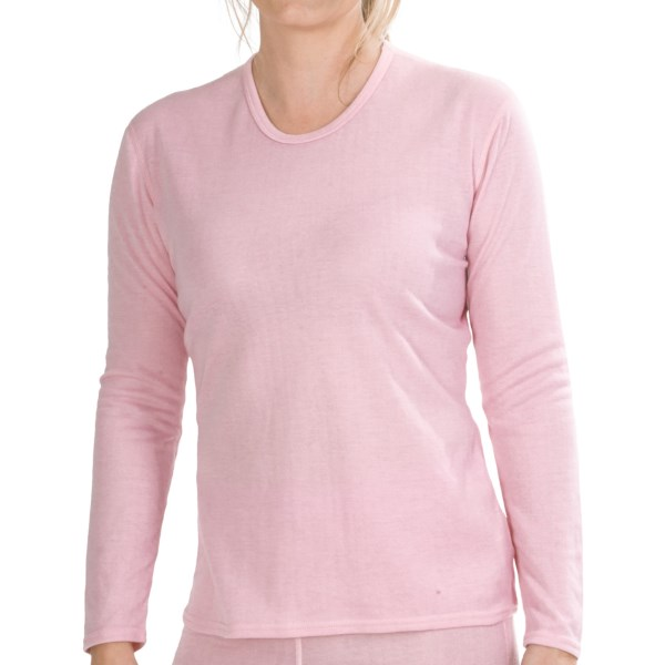 Hot Chillys Pepper Bi-Ply Base Layer Top - Midweight, Long Sleeve (For Women)
