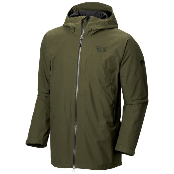 Mountain Hardwear Exposure II Dry.Q(R) Elite Parka - Waterproof (For Men)