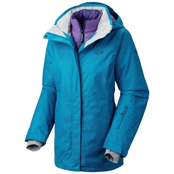 Mountain Hardwear Snowburst Trifecta Redux