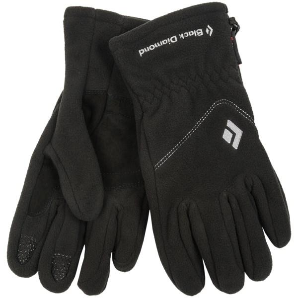 Black Diamond Equipment WindWeight Gloves - Polartec(R) Windbloc(R) Fleece (For Men)
