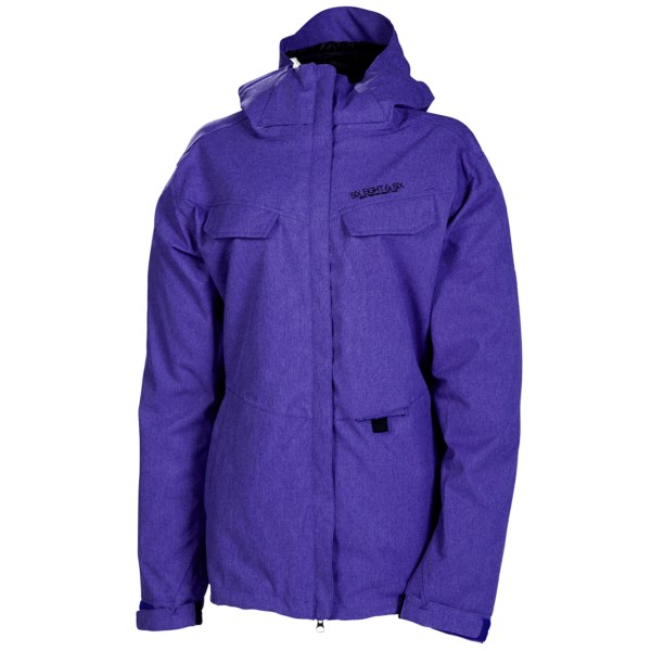 686 Smarty Command Texture Jacket 3 in 1 (For Women)