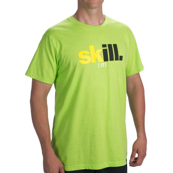 Warrior Skill T-Shirt - Short Sleeve (For Men)