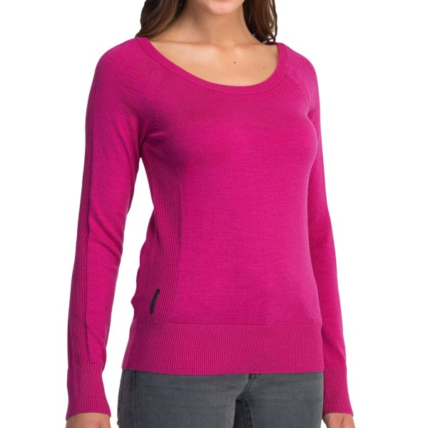 Icebreaker Ariana Sweater - Merino Wool (For Women)
