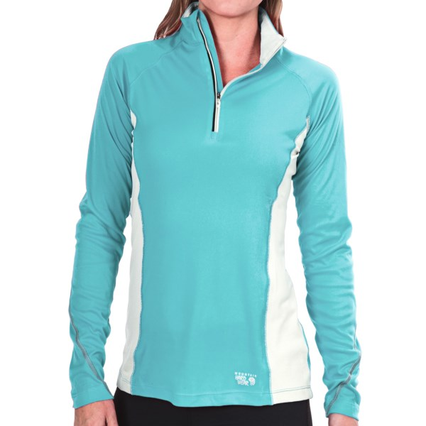 Mountain Hardwear Alisto Pullover Shirt - Zip Neck, Long Sleeve (For Women)