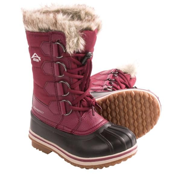 Acton Cortina Winter Boots - Waterproof (for Kids)