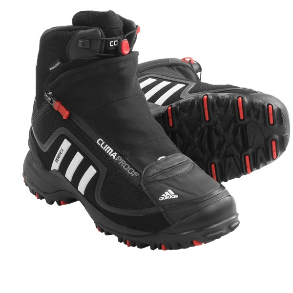 Adidas Outdoor Terrex Conrax CP Winter Boots - Waterproof, Insulated (For Young Men)