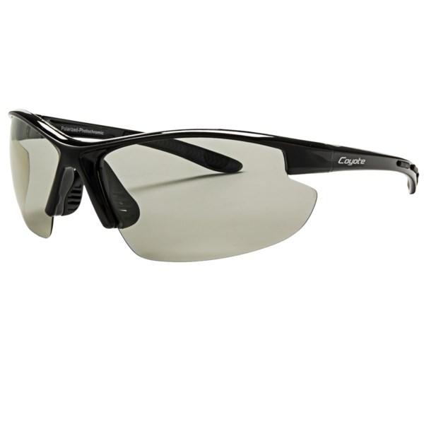 Coyote Eyewear Shifter Sunglasses - Polarized, Photochromic