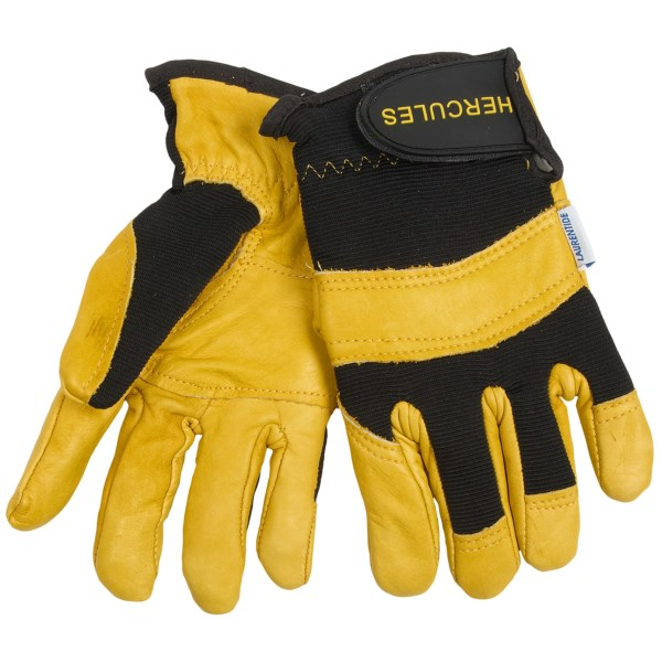Auclair Hercules Mechanic Style Work Gloves - Insulated (for Men)